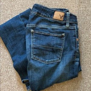 AE Straight Jeans